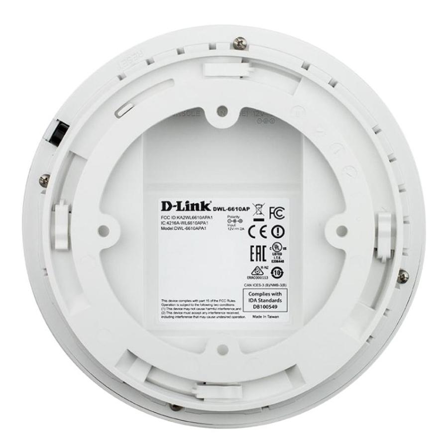 Thiết Bị Thu Phát Sóng Không Dây Dlink DWL-6610AP - Hàng Chính Hãng