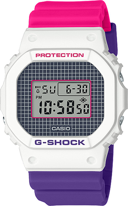 Đồng hồ Casio Nam G Shock DW-5600THB-7DR