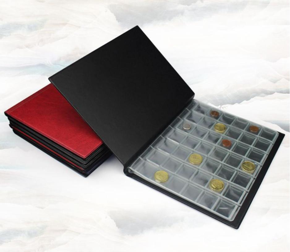 Album Đựng Tiền Xu 420 Ngăn PASA - đựng Xu Nhỏ [màu ngẫu nhiên]