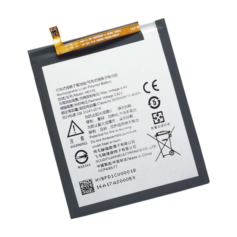 Pin dành cho điện thoại Nokia 6.1 TA-1043 TA-1050