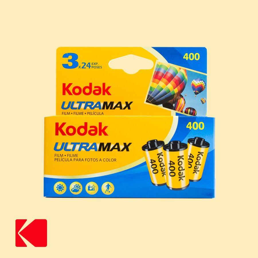 Film Kodak Ultramax 400 24 tấm date mới nhất