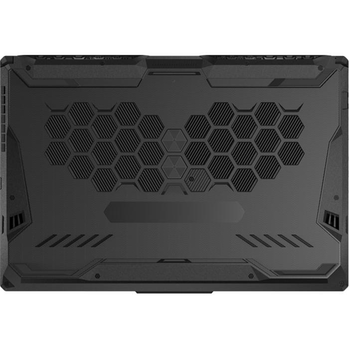 """Laptop ASUS TUF Gaming A17 FA706II-H7125T (AMD Ryzen R5-4600H/ 8GB DDR4 3200MHz/ 512GB SSD M.2 PCIE G3X2, 1x slot SATA3 2.5""""/ GTX 1650Ti 4GB/ 17.3 FHD IPS, 120Hz/ Win10) - Hàng Chính Hãng"""