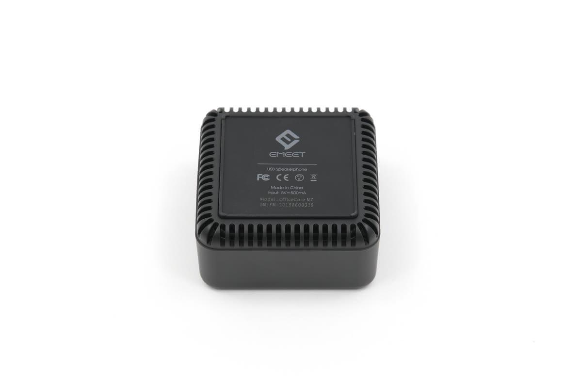 Loa Hội Nghị Emeet M0 - 4 Micro AI Đa Hướng Cho Phòng Họp Trực Tuyến 4 Người - Hàng Chính Hãng