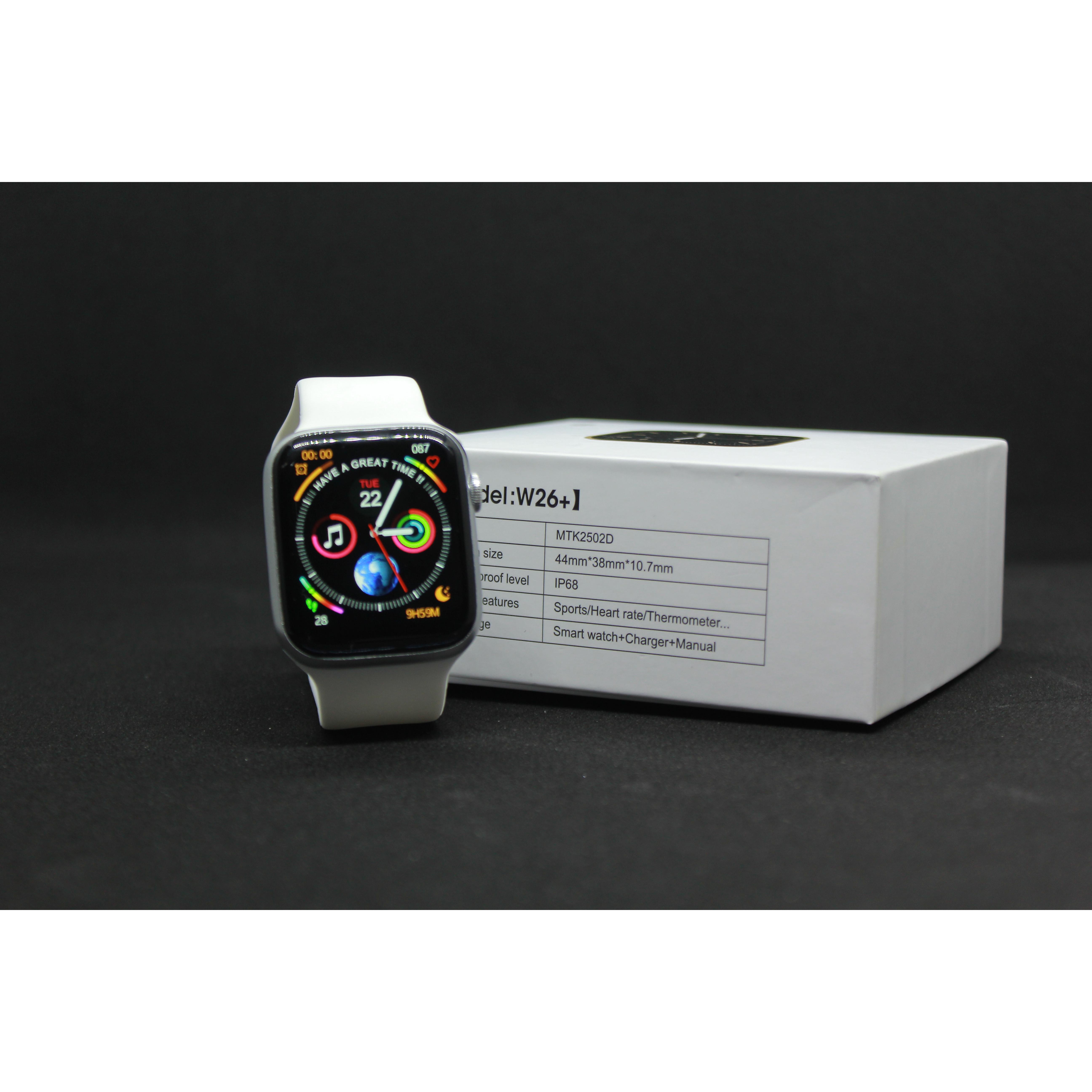 đồng hồ thông minh smart watch W26