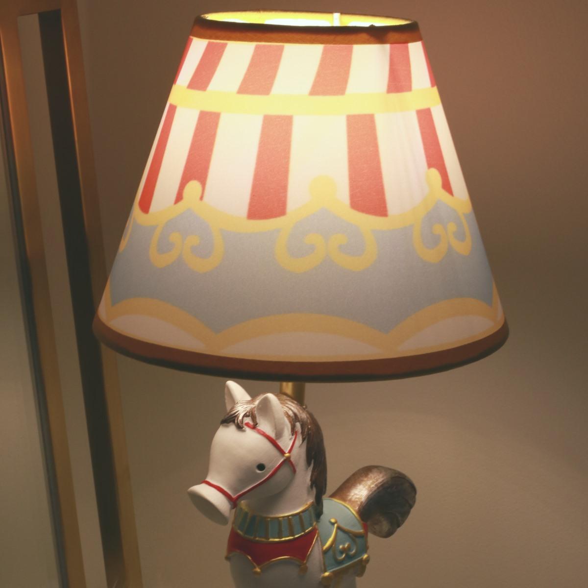 Đèn ngủ trang trí hình con ngựa