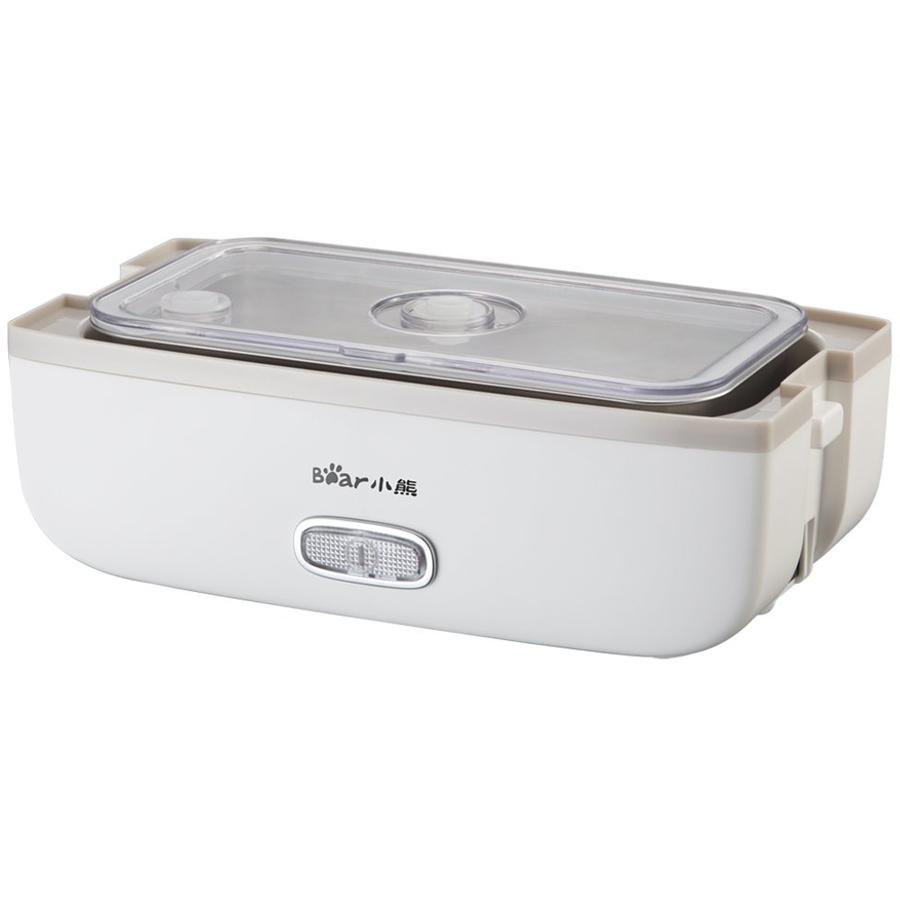 Hộp cơm điện cầm tay đa năng Bear DFH-B10J2 (Nấu và hâm nóng thức ăn) - Hàng chính hãng