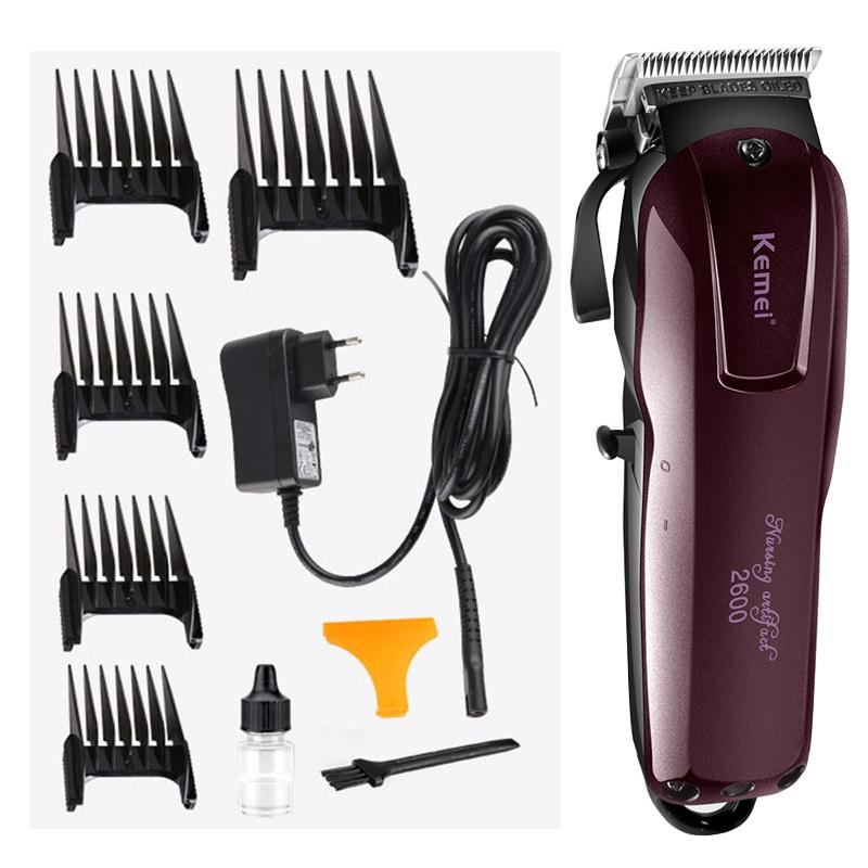 Tông đơ cắt tóc chuyên nghiệp Kemei 2600