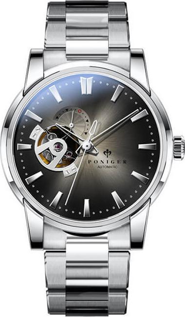 Đồng hồ nam chính hãng Poniger P5.19-6