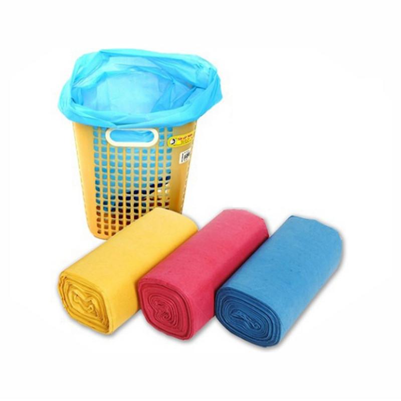 Combo 5kg túi đựng rác tự phân hủy Titapha 3 màu