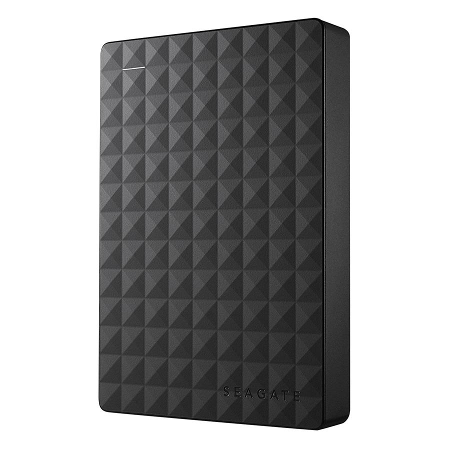 Ổ Cứng Gắn Ngoài Seagate STEA4000400  4TB Portable USB 3.0 - Hàng Chính Hãng