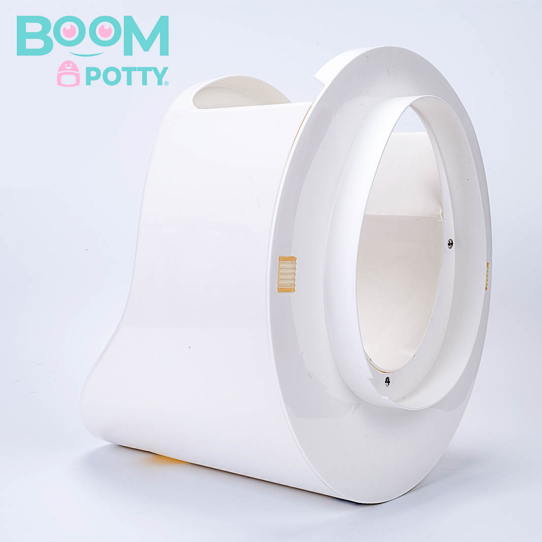 Bô Vệ Sinh Thông Minh Boom Potty