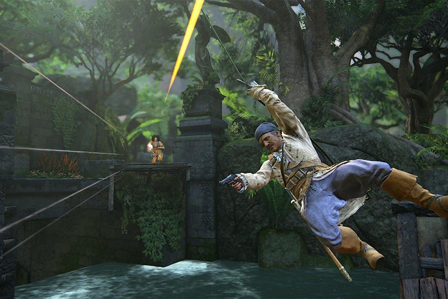 Đĩa Game PlayStation PS4 Sony Uncharted 4 A Thief End Hệ Asia - Hàng Chính Hãng