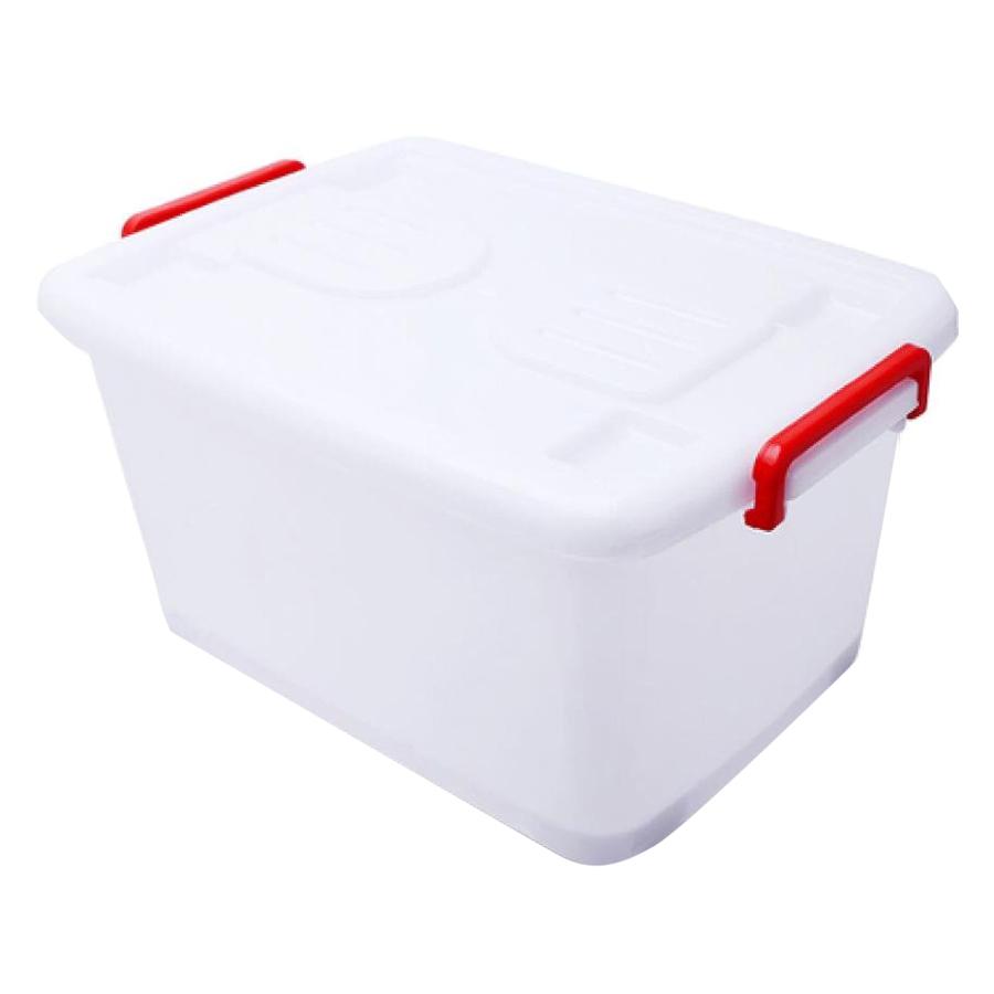 Thùng Nhựa Bánh Xe Duy Tân (30L) - Màu Ngẫu Nhiên