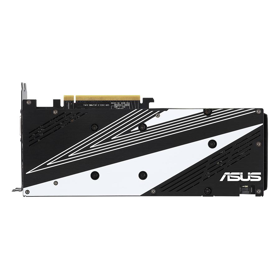 Card Màn Hình VGA ASUS DUAL-RTX2060-O6G GDDR6 6GB 192-bit - Hàng Chính Hãng
