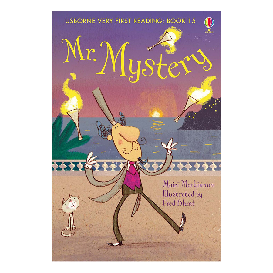 Usborne Very First Reading: 15. Mr. Mystery
