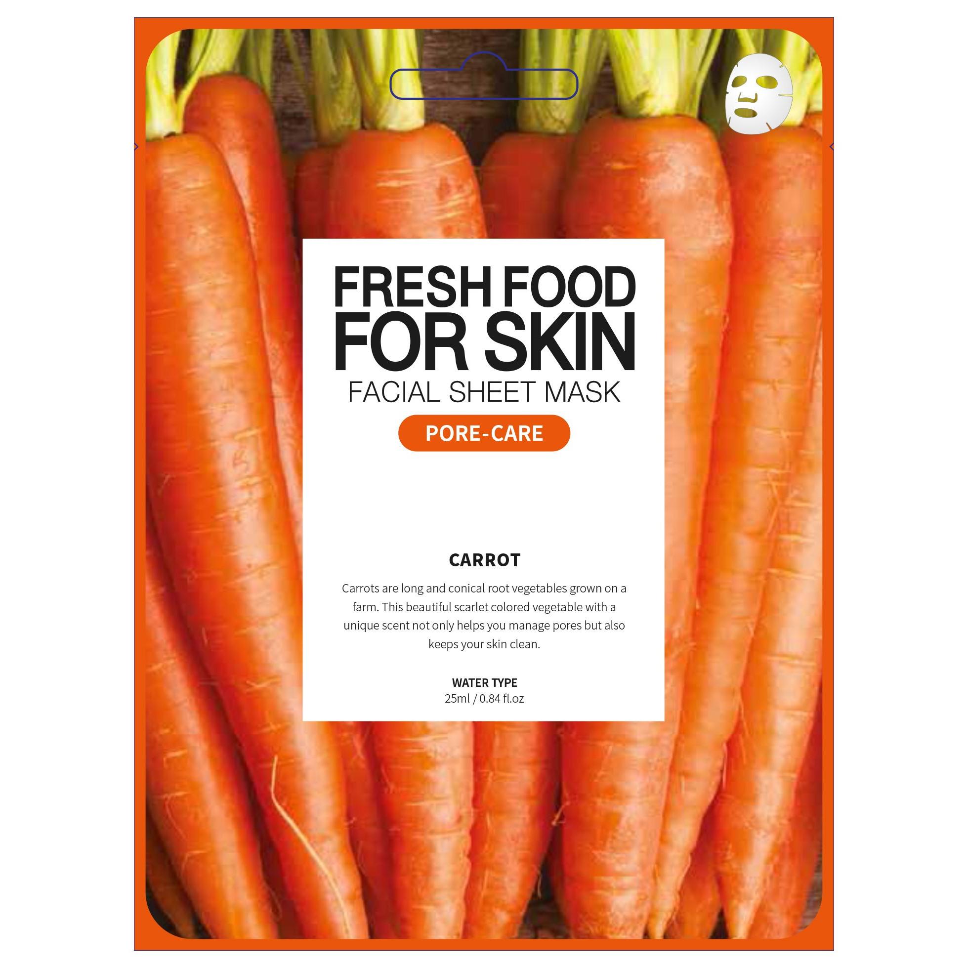 Mặt nạ dưỡng da Fresh Food For Skin 25ml