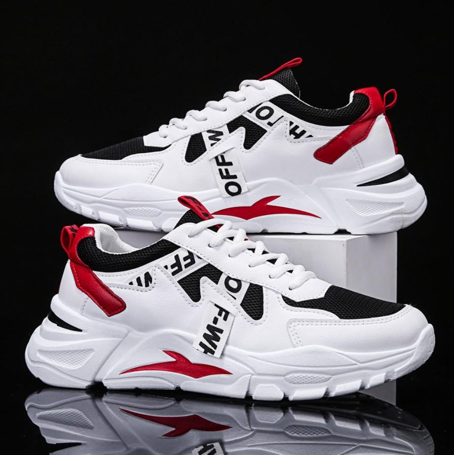Giày nam sneaker thể thao - Giày tăng chiều cao mẫu mới phong cách trẻ Hot trend SP360
