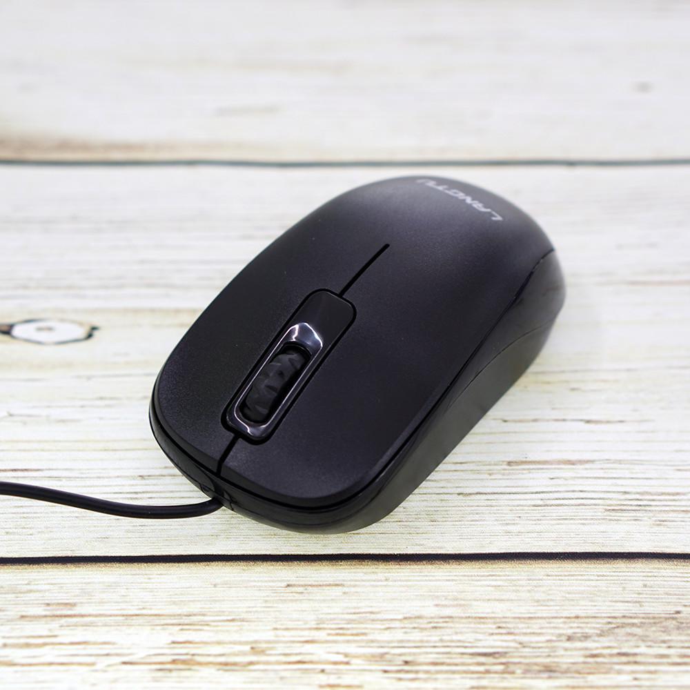 Chuột máy tính có dây văn phòng Langtu LM-106 - Hàng Chính Hãng