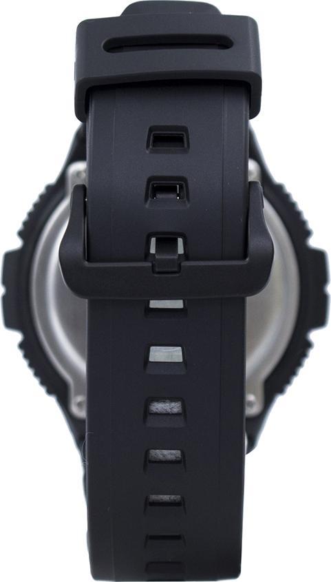 Đồng Hồ Nam Dây Nhựa Casio W-S220-1BVDF (50mm) - Đen