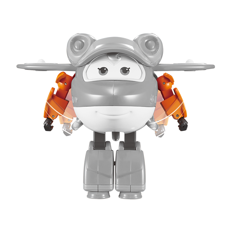 Đồ Chơi SUPERWINGS Đồ Chơi Robot Biến Hình Cỡ Lớn Sunny Vui Vẻ YW750230