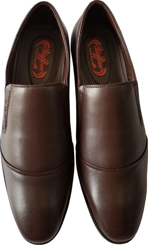 Giày Tây Nam Da Bò BIGGBEN Cao Cấp GT166