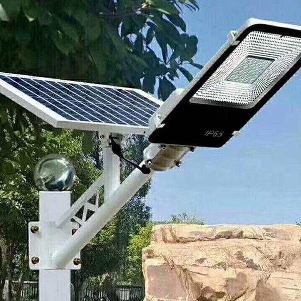 Đèn Led năng lượng mặt trời NLT-50W