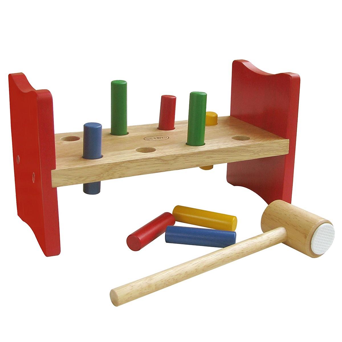 Búa Đập Cọc  Mk - Đồ chơi gỗ