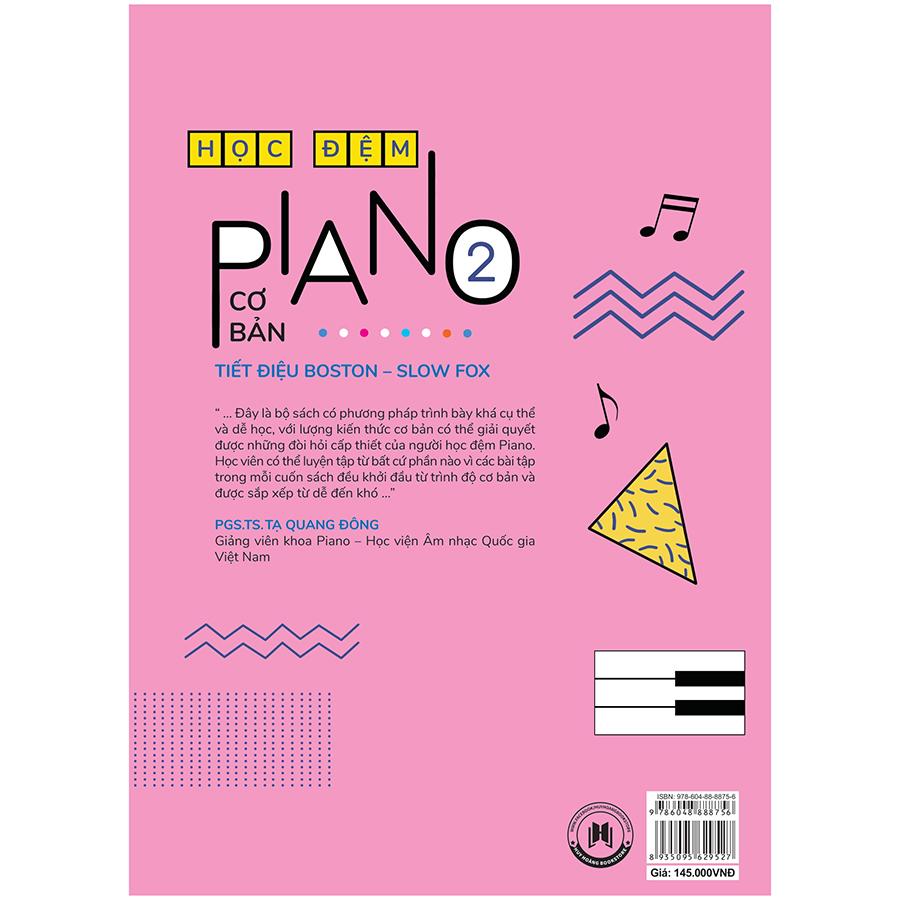 Học Đệm Piano Cơ Bản - Phần 2 (TB 2020)