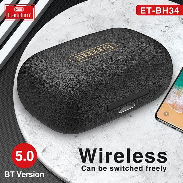 Tai Nghe cao cấp Bluetooth Earldom BH34 - Hàng nhập khẩu