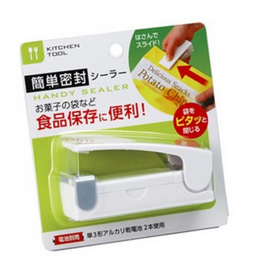 Máy hàn miệng túi ny lông cầm tay nhỏ gọn - Hàng nội địa Nhật