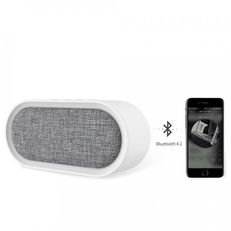 Loa Bluetooth Remax RB-M11 Trắng - Hàng Chính Hãng