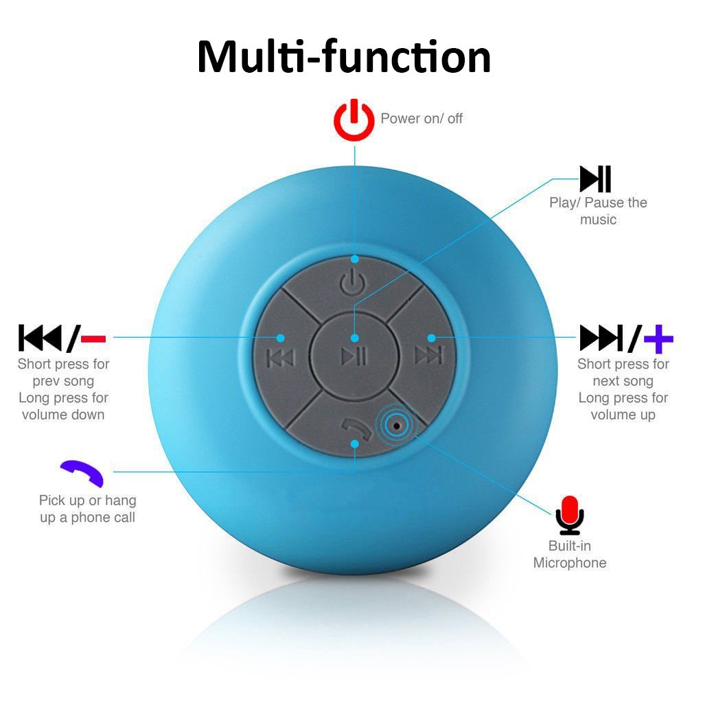 Loa Bluetooth gắn tường