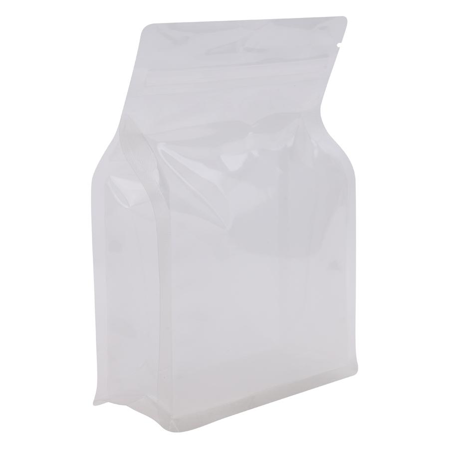 Túi Zip Trong Suốt Đáy Bằng (1Kg)