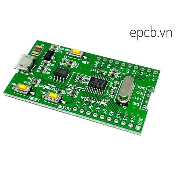 Kit Phát Triển ARM Cortex M0 STM32F030F4P6 tích hợp USB Uart CH330N