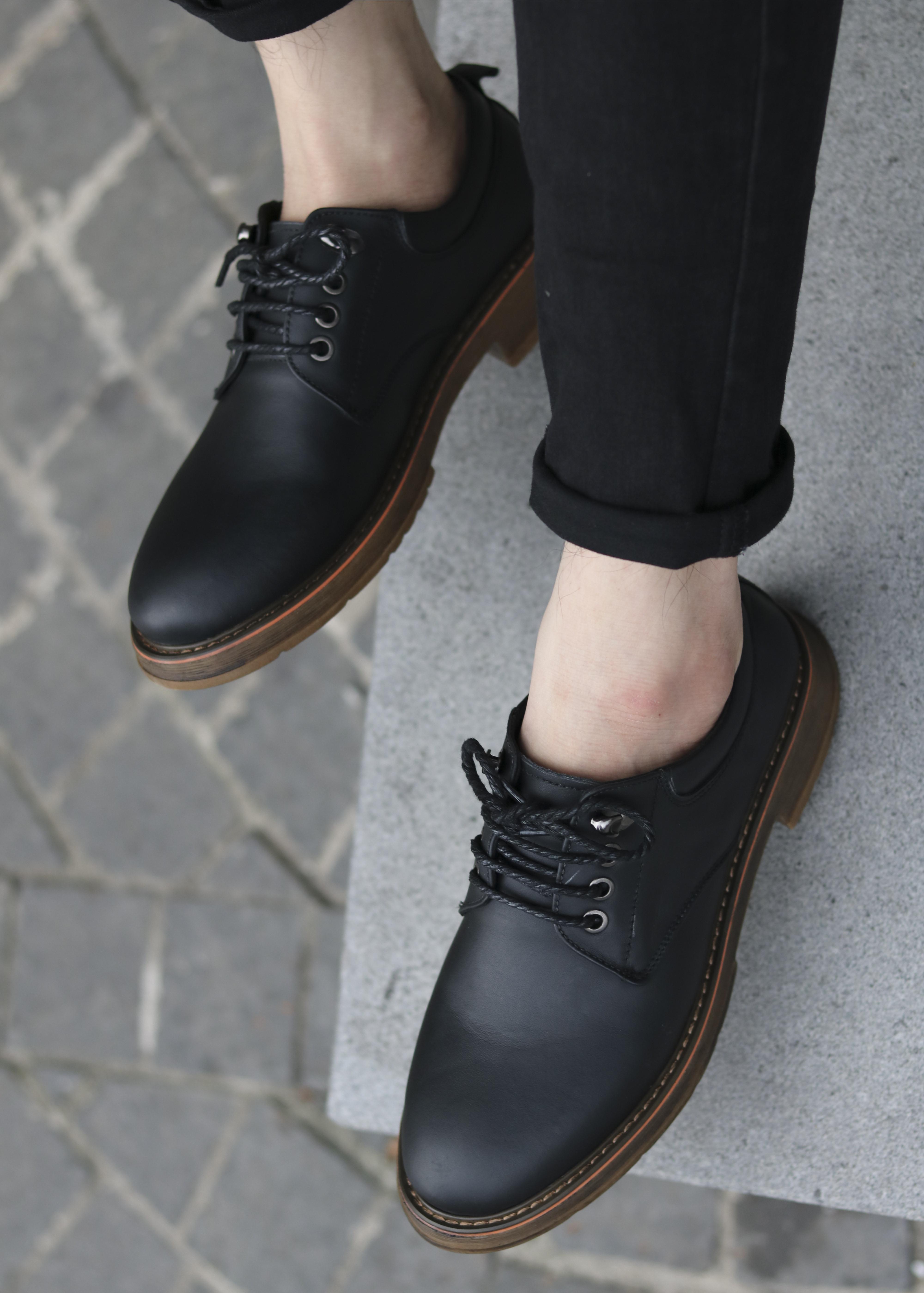 Giày Tây Nam Da Bò Mã BH04