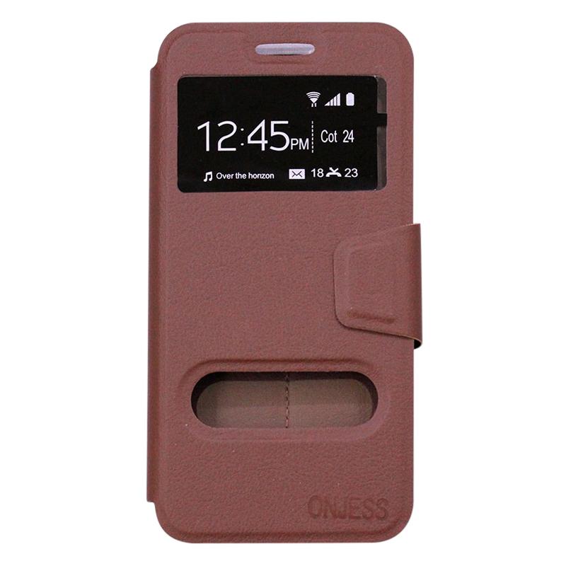 Bao Da Dành Cho Samsung Galaxy J7 Plus Onjess - Nâu - Hàng chính hãng - 24139778 , 9268044606584 , 62_8543355 , 199000 , Bao-Da-Danh-Cho-Samsung-Galaxy-J7-Plus-Onjess-Nau-Hang-chinh-hang-62_8543355 , tiki.vn , Bao Da Dành Cho Samsung Galaxy J7 Plus Onjess - Nâu - Hàng chính hãng