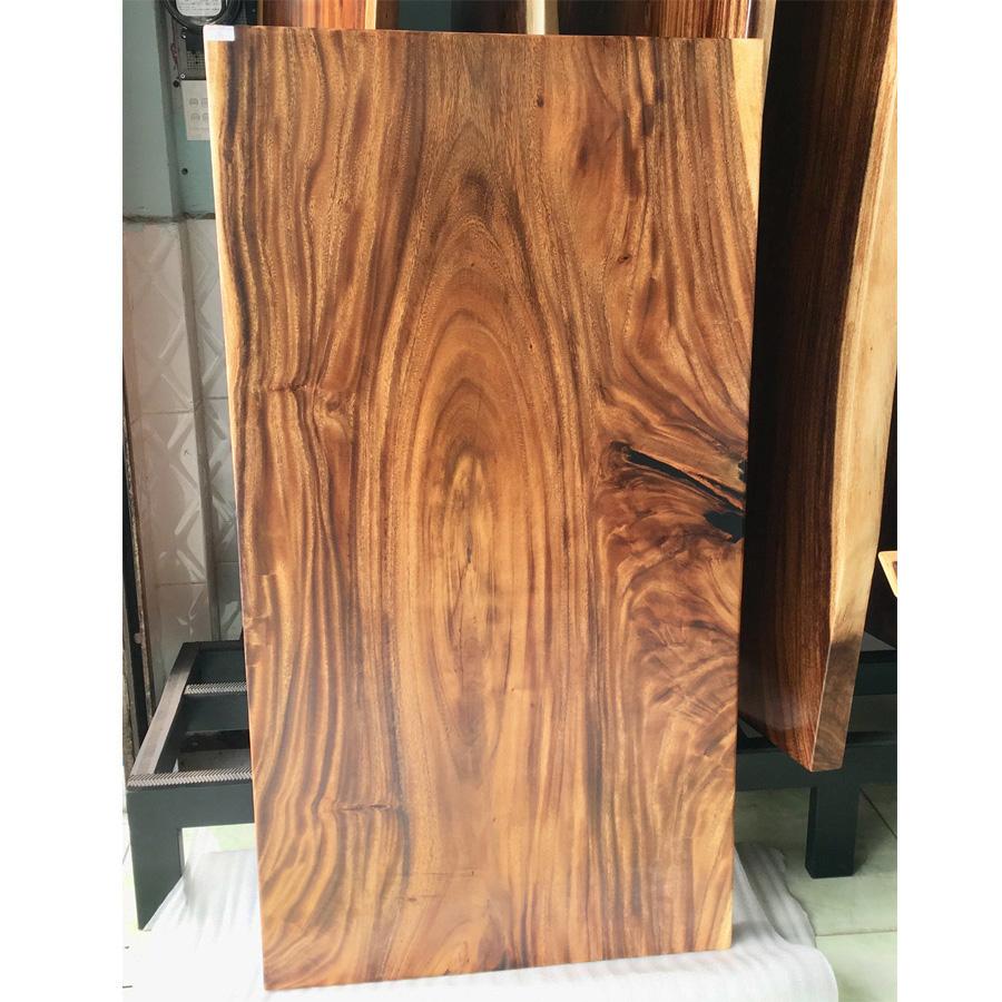 Mặt bàn gỗ Me Tây Nguyên Tấm tự nhiên MT24