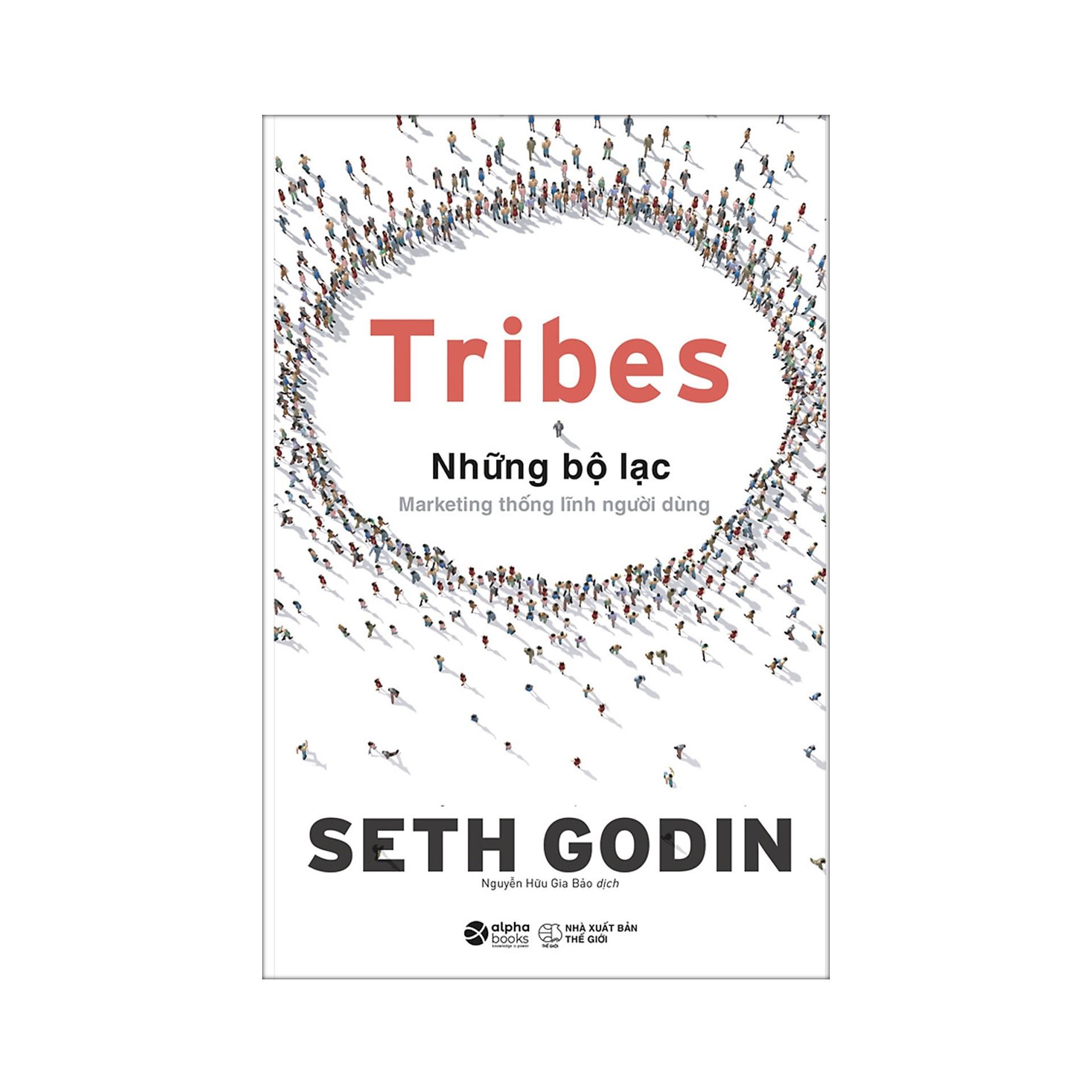 Combo Sách : Marketing Du Kích Trong 30 Ngày (Tái Bản 2020) + Tribes – Những Bộ Lạc: Marketing Thống Lĩnh Người Dùng