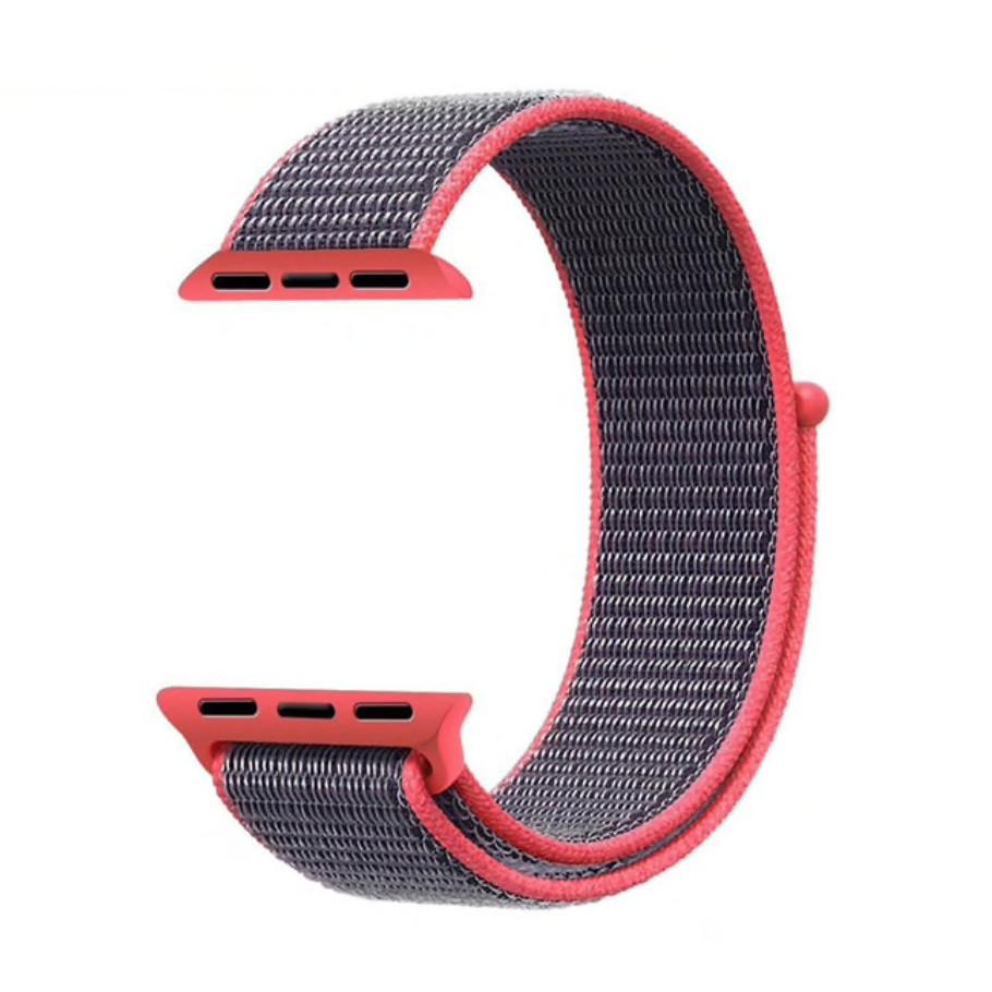 Dây đeo Sport Loop thay thế cho Apple Watch Series 1.2.3.4 đủ vòng tay