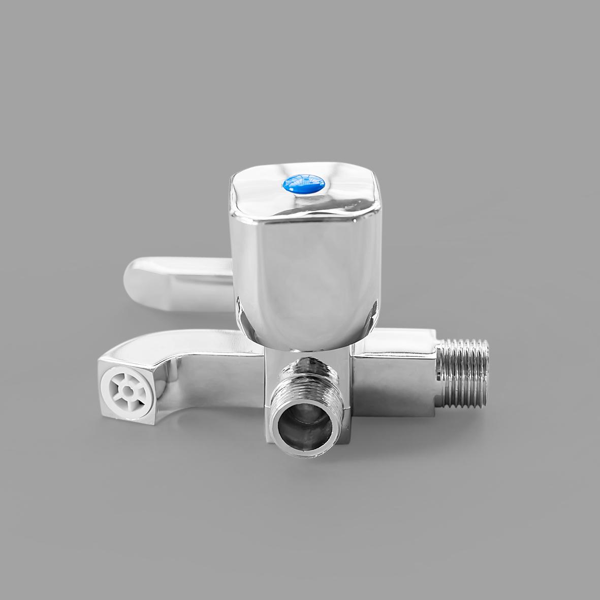 Bộ vòi sen tắm lạnh – tay sen tăng áp  (Hàng chính hãng)
