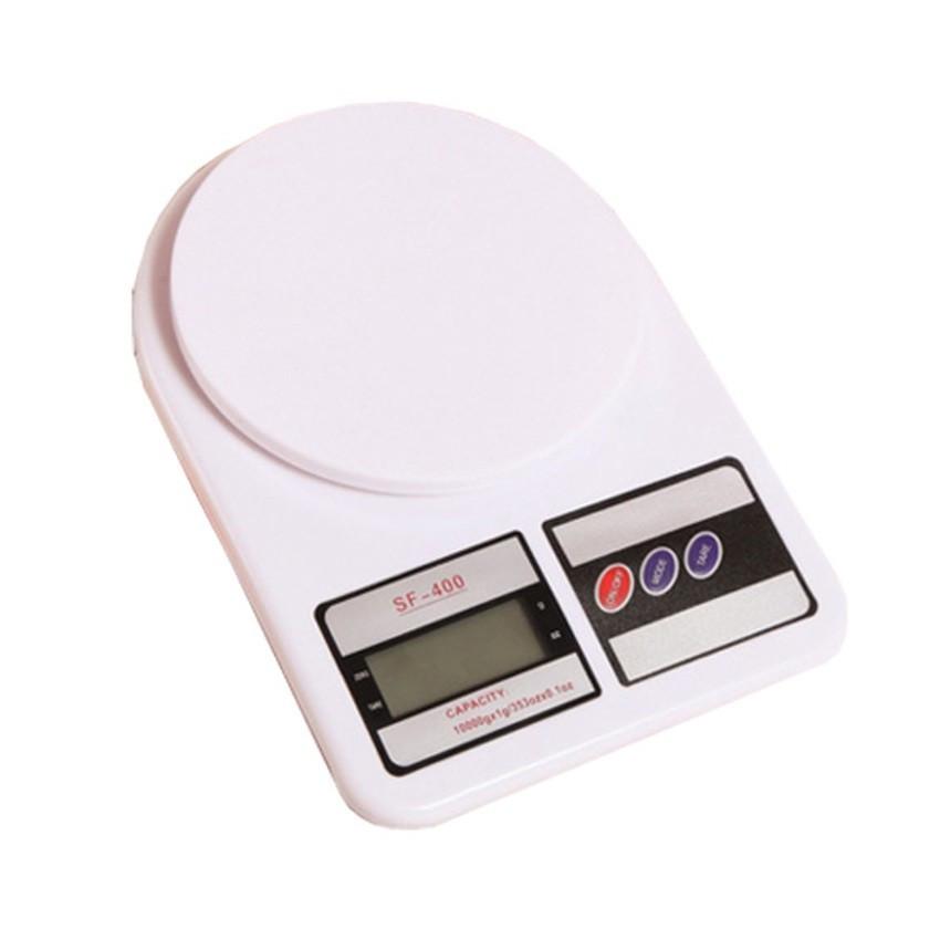 Cân điện tử thực phẩm nhà bếp 10kg - Tặng kèm pin