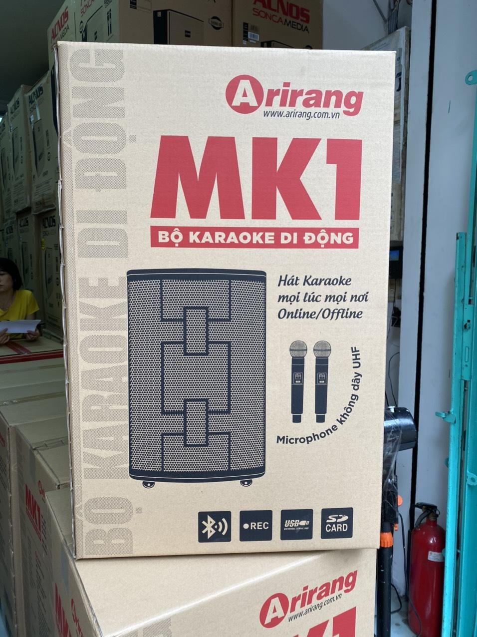 Loa kéo di động Arirang MK1- Hàng chính hãng