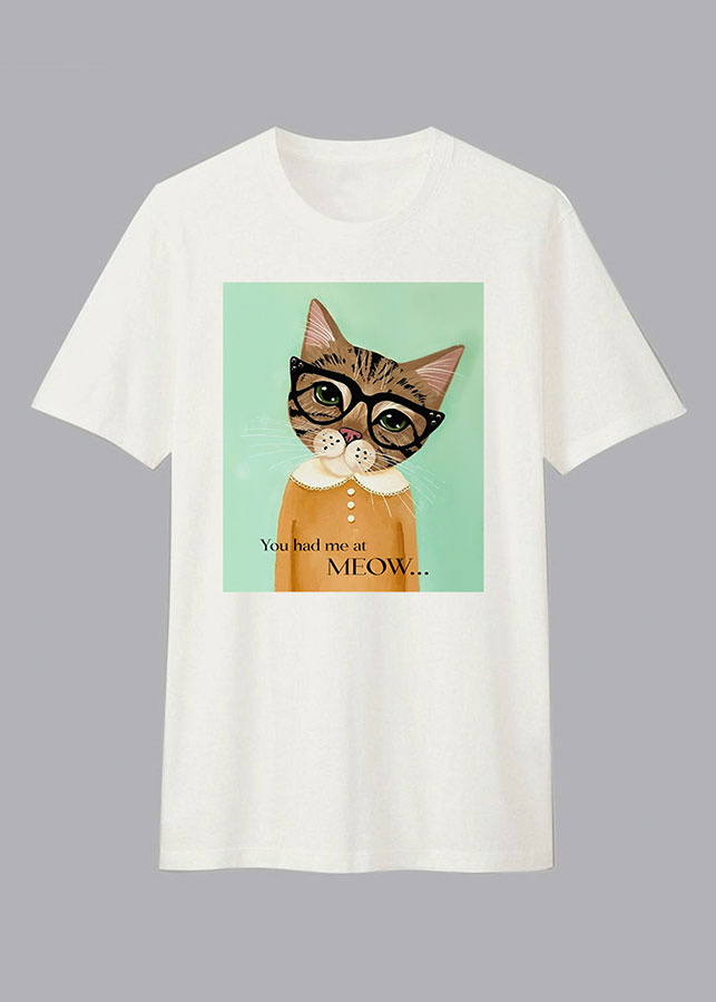 Áo T-Shirt Unisex Dotilo Yellow Cat HU010 Size L - 24138957 , 2838110319624 , 62_8468856 , 299000 , Ao-T-Shirt-Unisex-Dotilo-Yellow-Cat-HU010-Size-L-62_8468856 , tiki.vn , Áo T-Shirt Unisex Dotilo Yellow Cat HU010 Size L