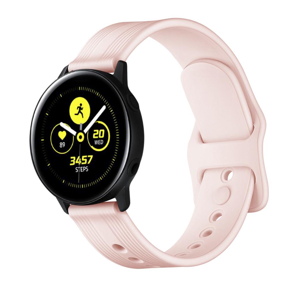Dây Cao Su Colour 5 Size 20mm cho Galaxy Watch 3 41mm, Galaxy Watch Active 2, Galaxy Watch 42