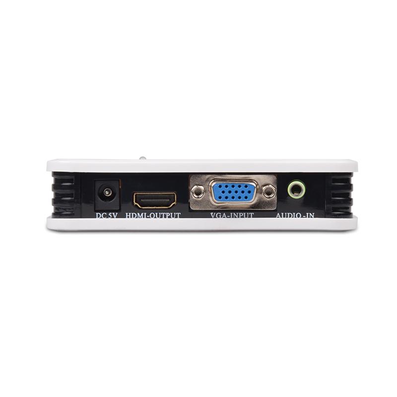 Bộ Chuyển Đổi Tín Hiệu VGA Sang HDMI Có Hỗ Trợ Audio AZONE