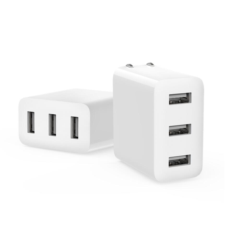 Sạc 3 Cổng USB CHING MI