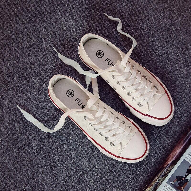 Giày Sneaker Vải Thể Thao Unisex CV9 Năng Động, Sành Điệu 5