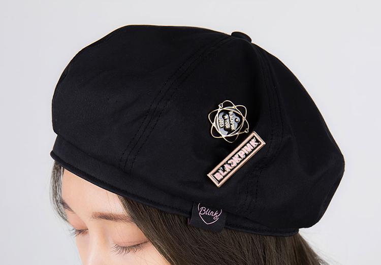 Blackpink YG Official Goods Chapter1 Beret Free Size