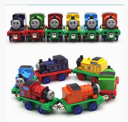 Bộ 6 đồ chơi hợp kim phim hoạt hình 3