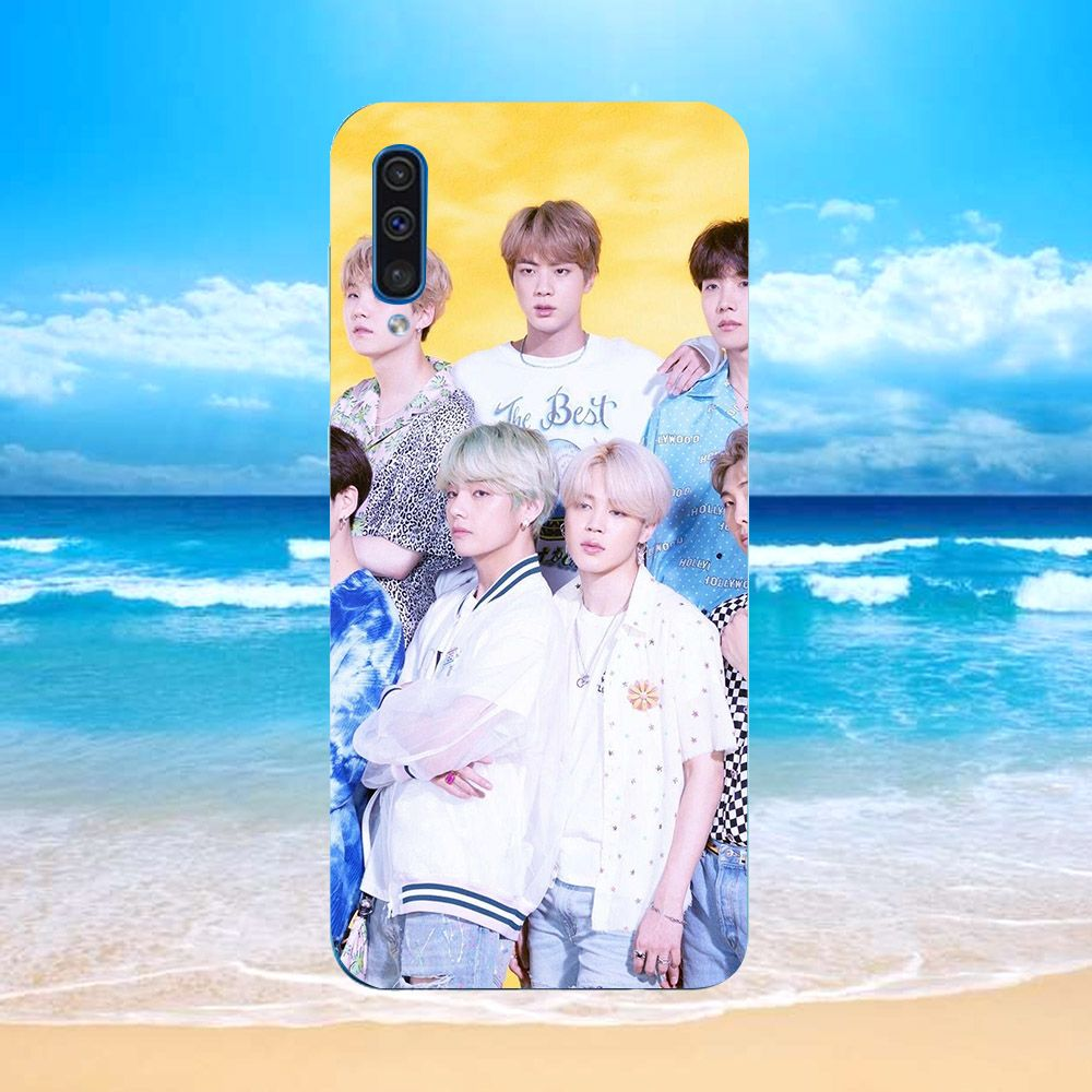 Ốp điện thoại Samsung Galaxy A7 2018/A750 - bts MS BTSND1051